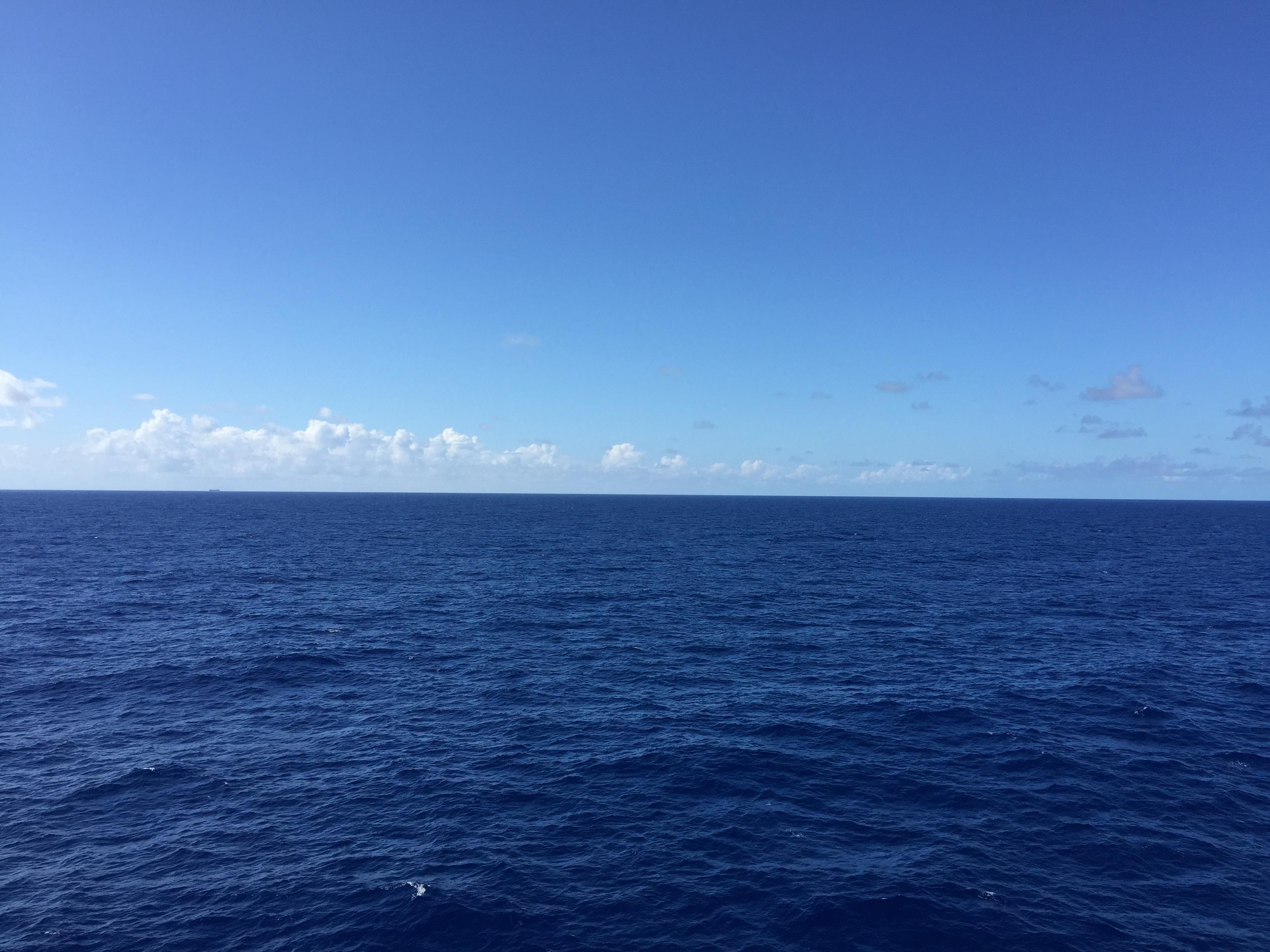 Crucero MSC Divina - Navegando en Mar abierto