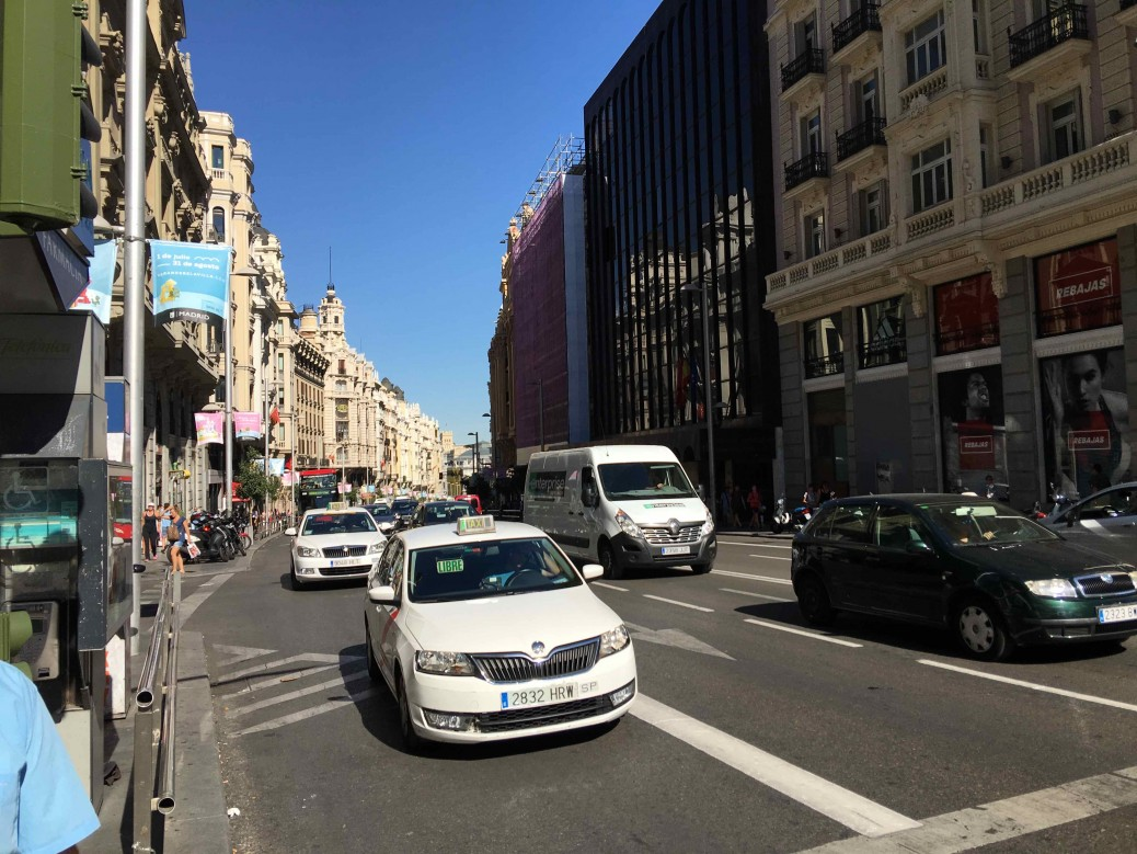 10 lugares imperdibles de Madrid - Gran Vía