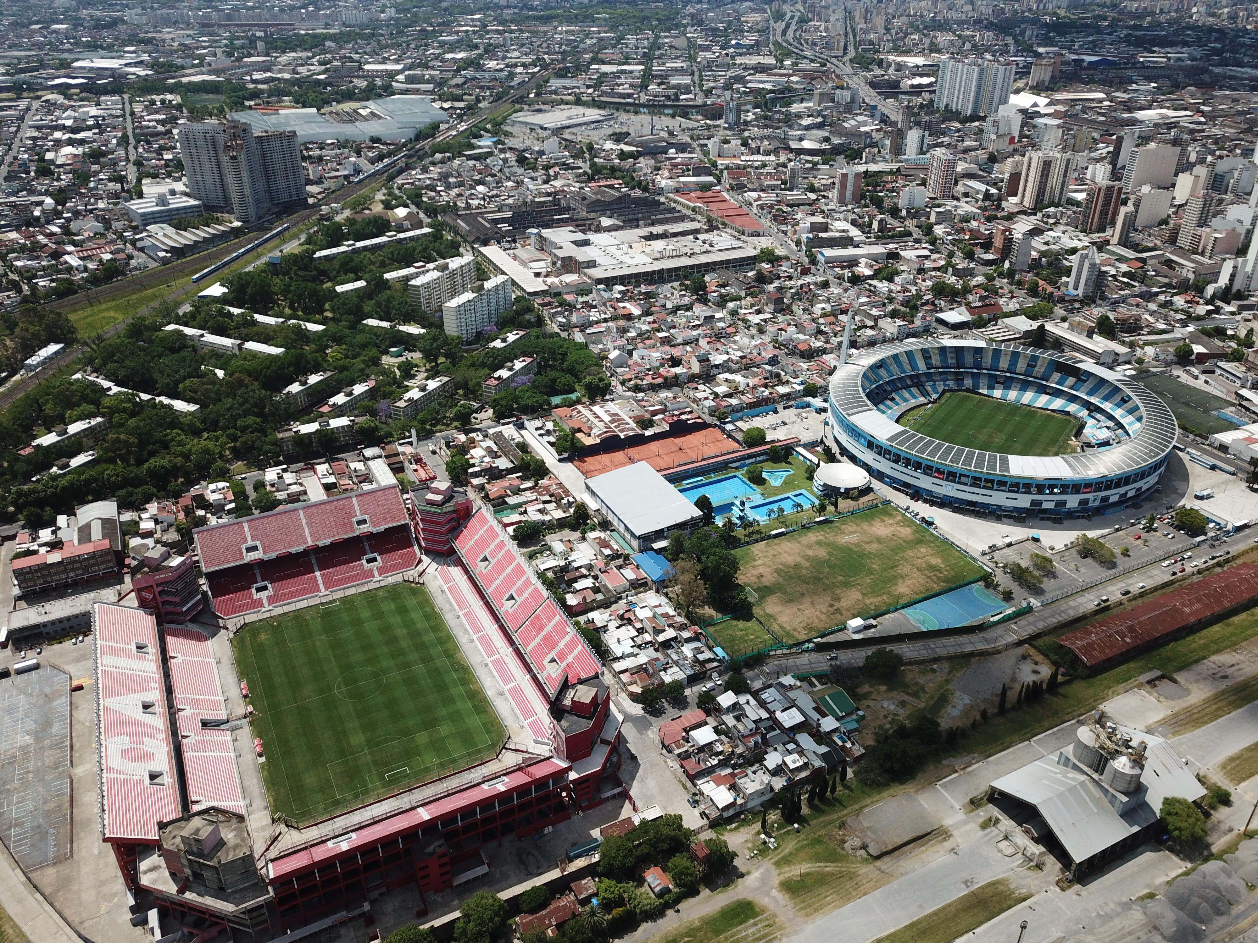 Los estadios del Fútbol Argentino como parte del folklore