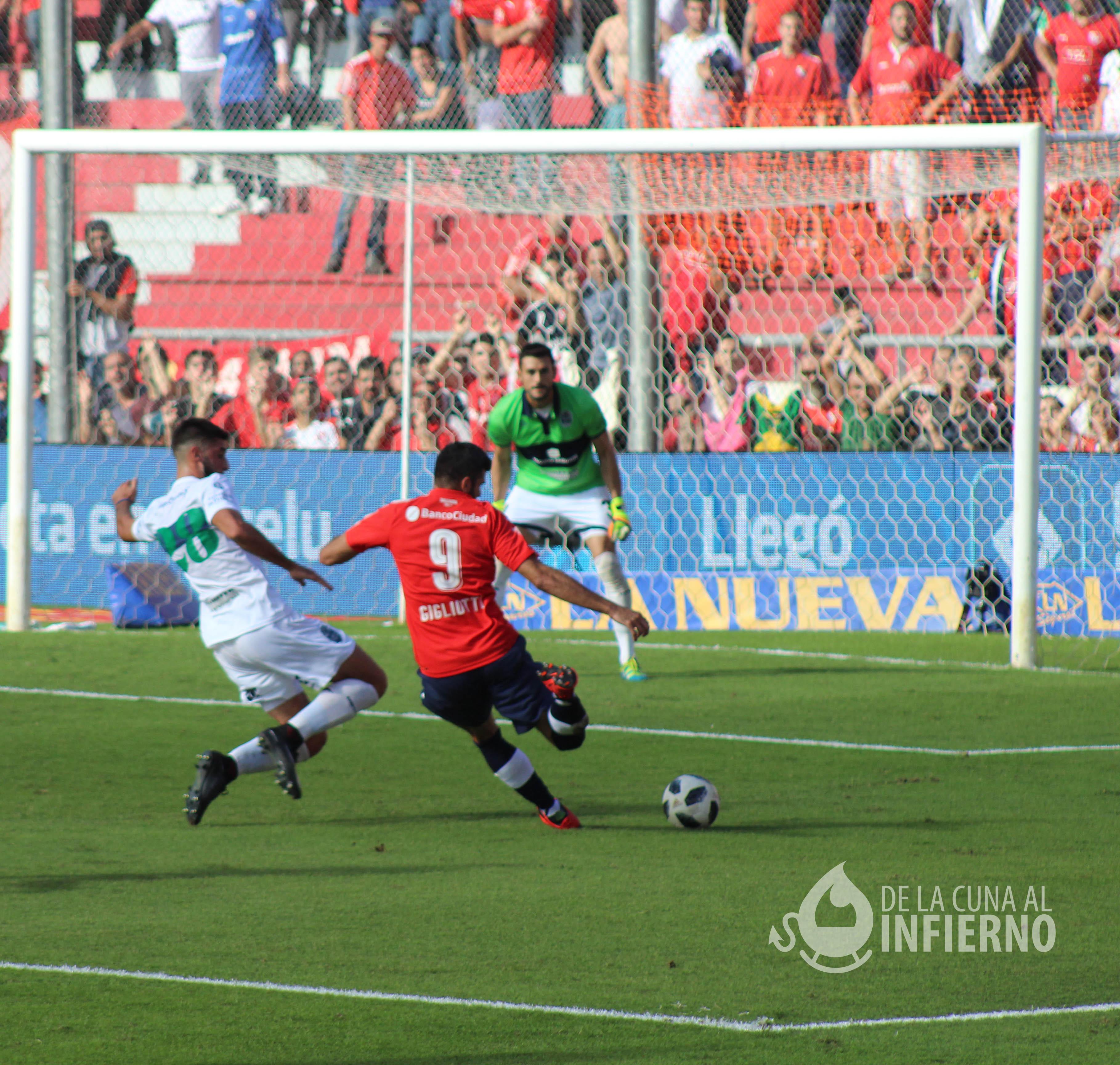 Independiente tenía todo bajo control, pero se le fue de las manos