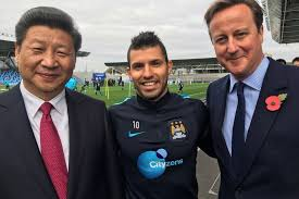 Aguero-china