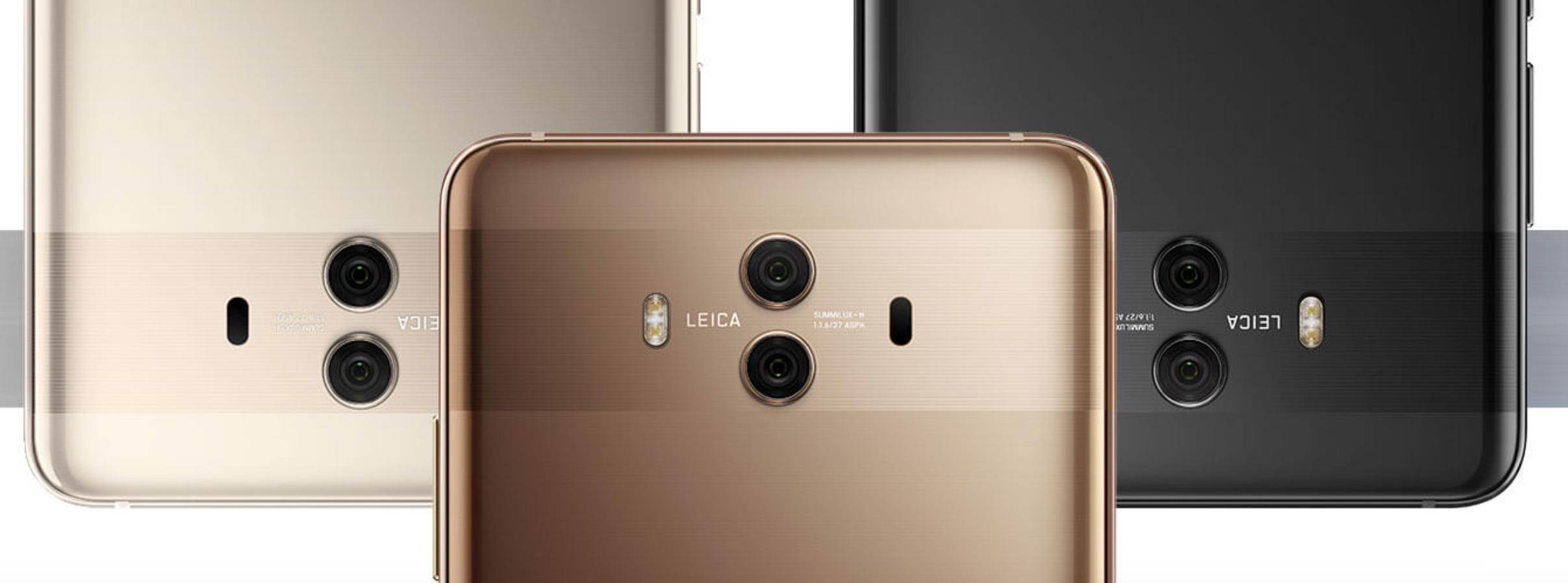 Revisión Huawei Mate 10