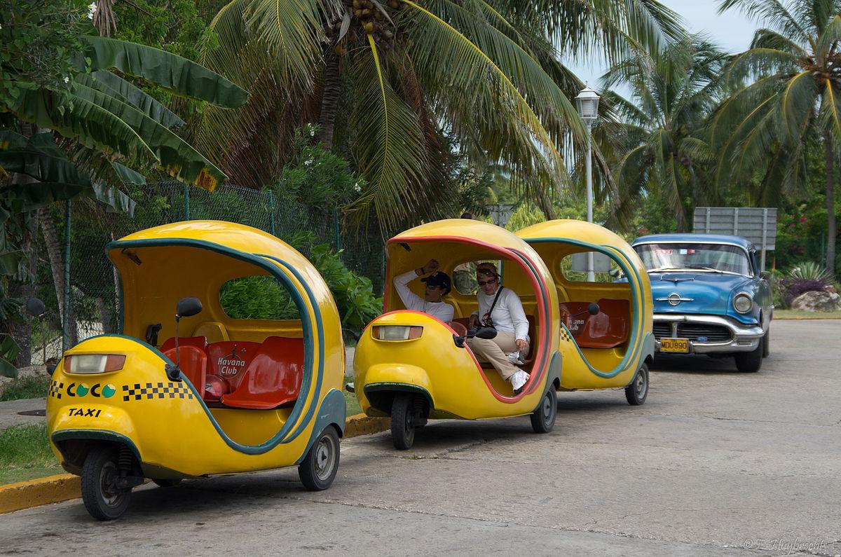 Coco Taxi La Habana