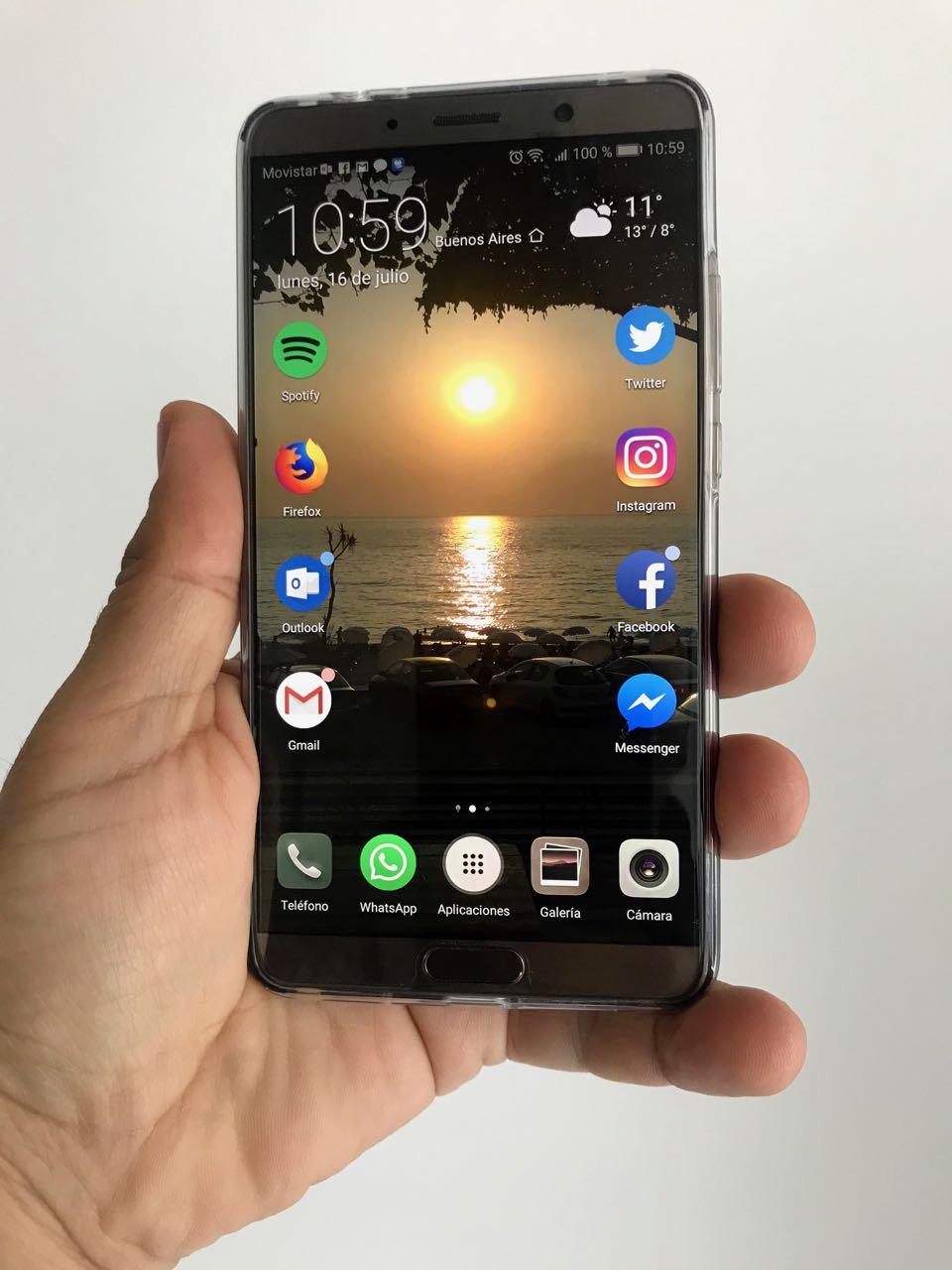 Huawei Mate 10. La cámara sí importa