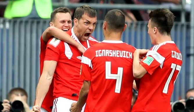 Rusia y su costado comunista en el fútbol