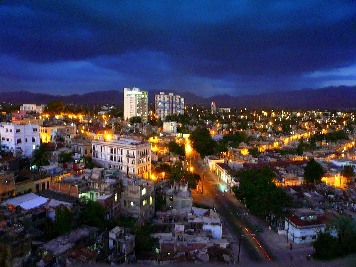 Santiago de Cuba al atardecer - Qué hacer en Cuba
