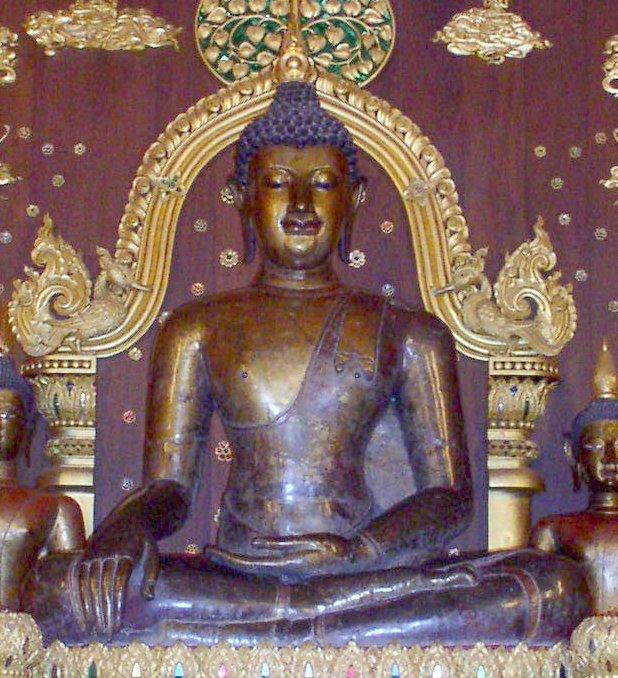 Wat Phra Kaew - Qué hacer en Chiang Rai