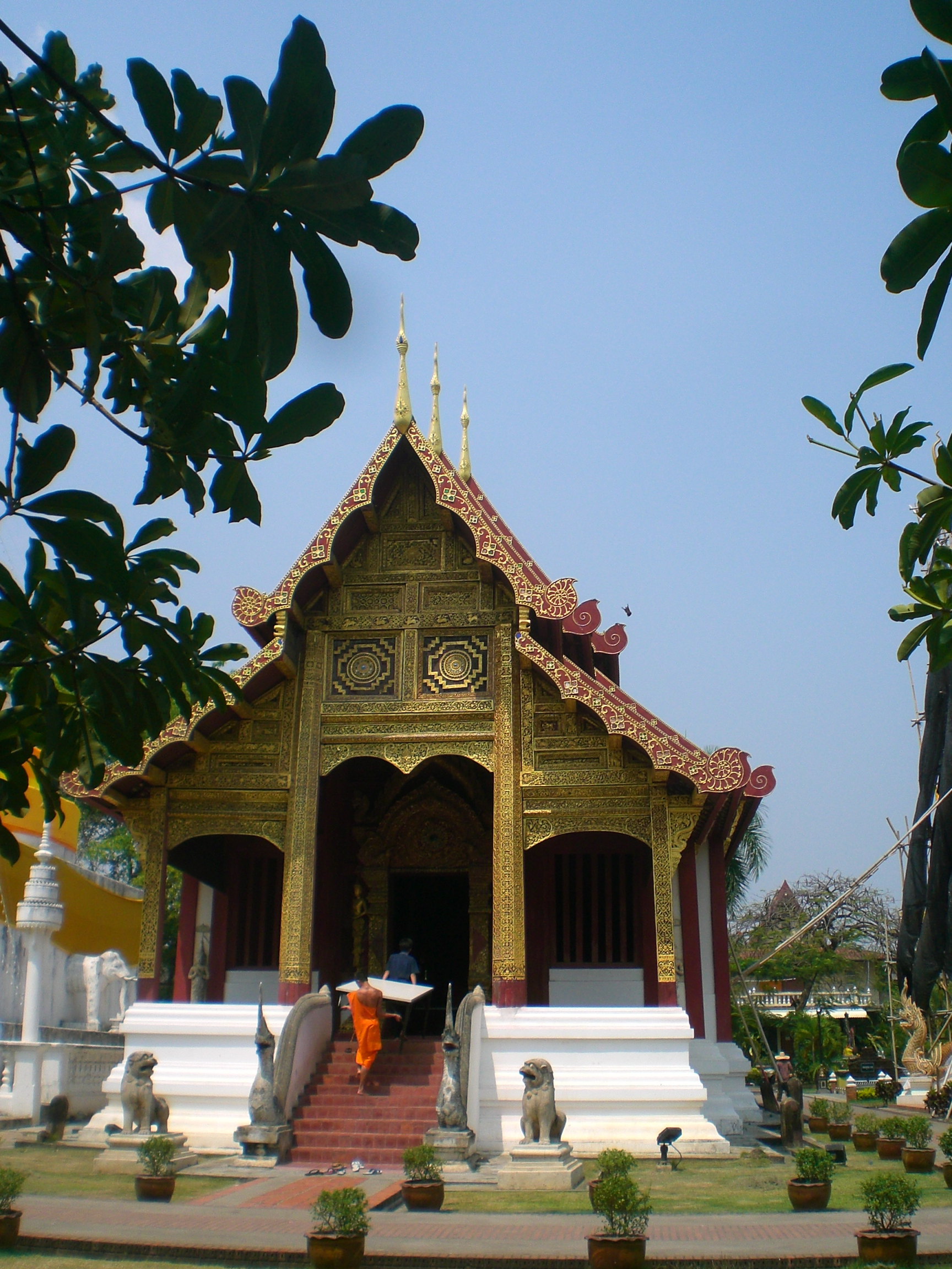 Wat Pra Singh - Qué hacer en Chiang Rai