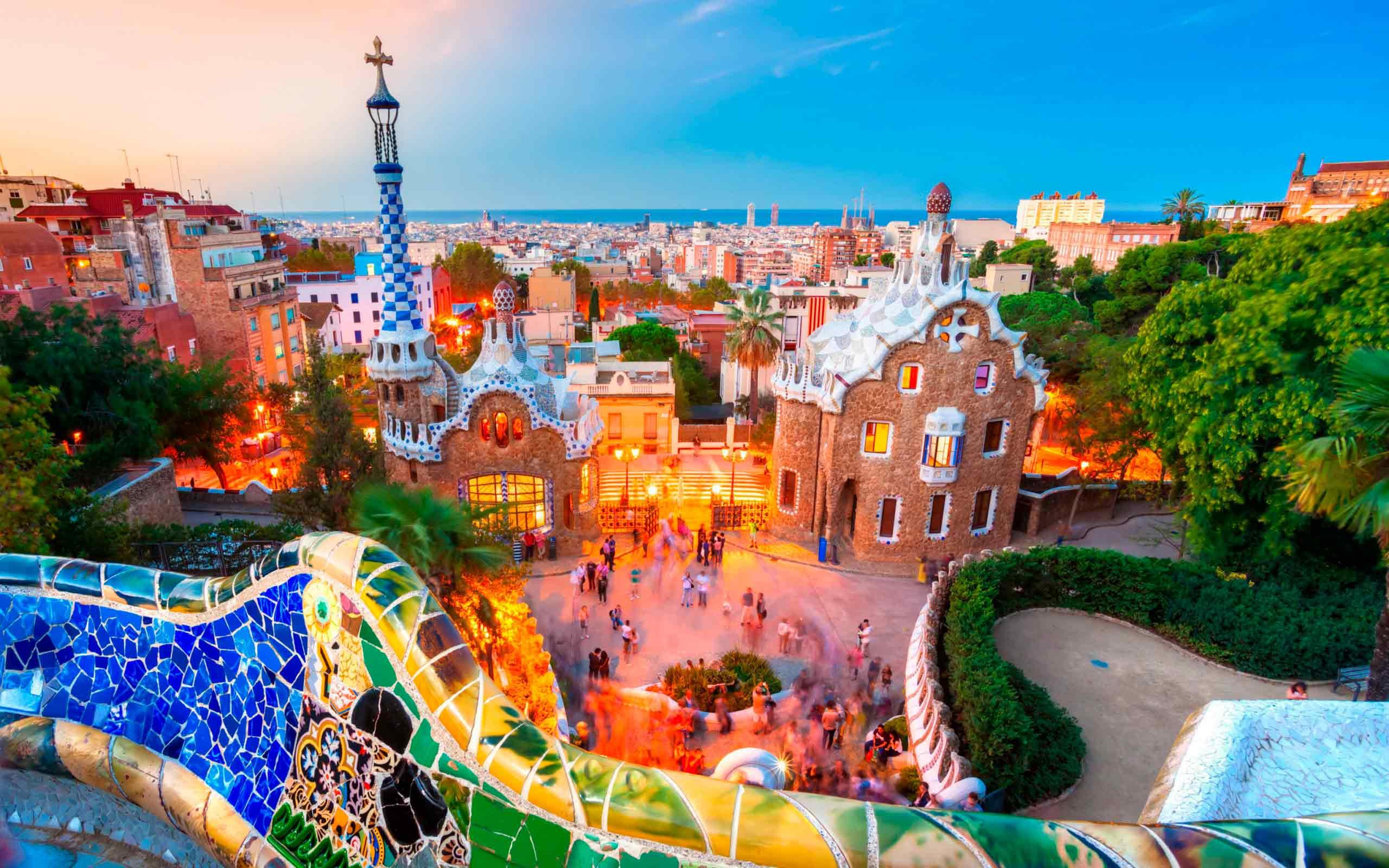 Tres días en Barcelona