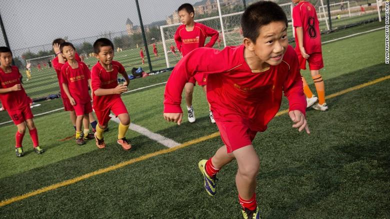 El plan chino para ganar el Mundial del 2050