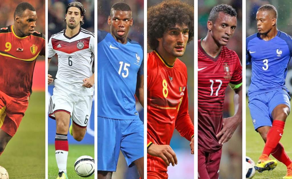 Europa y sus colonias futbolísticas