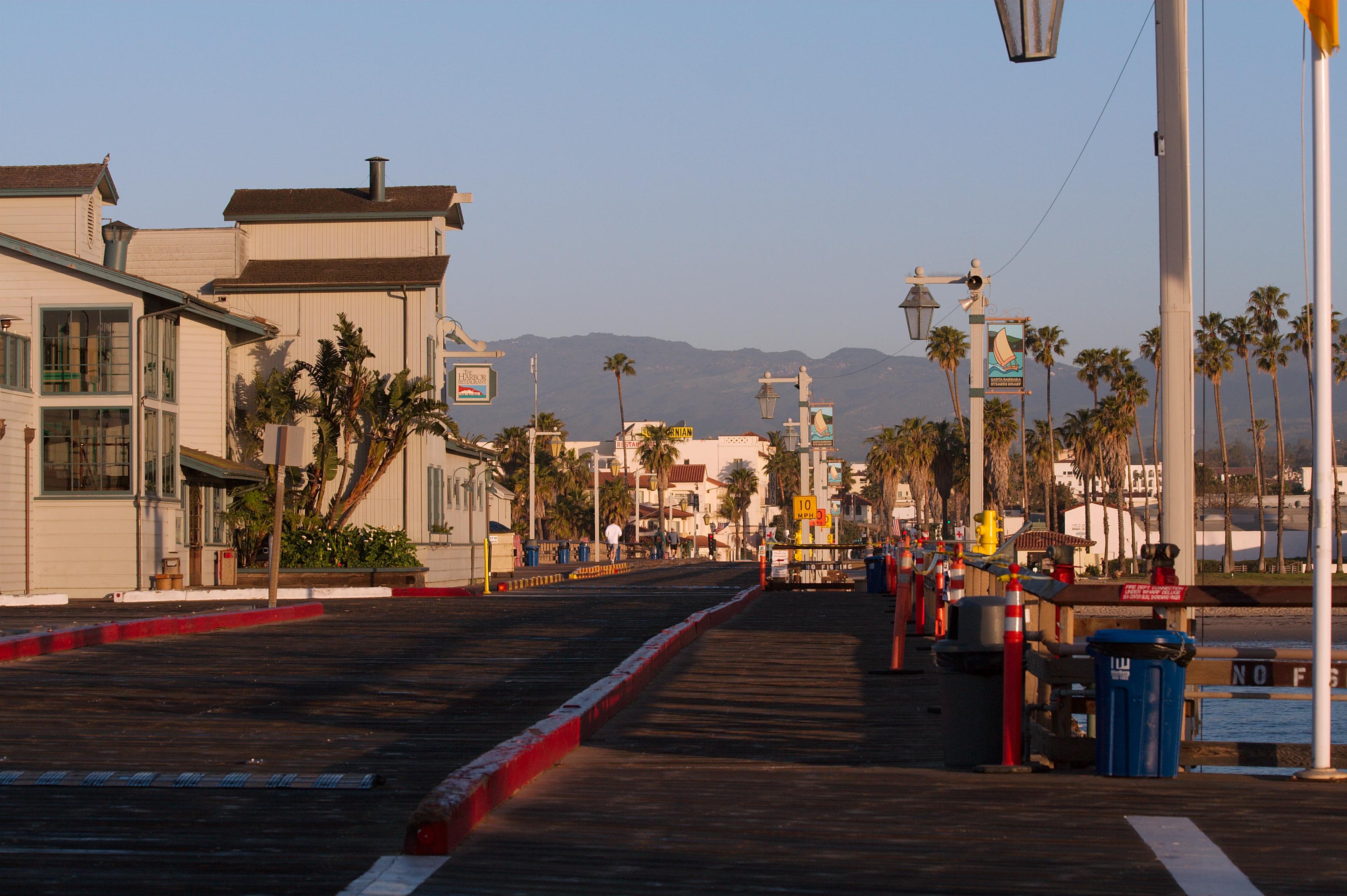 los Ángeles, Santa Bárbara, California