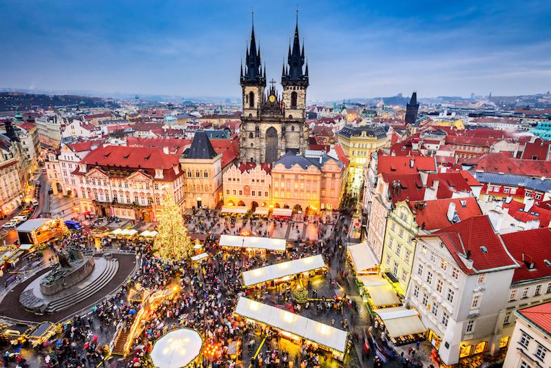 Praga. Una ciudad que encanta