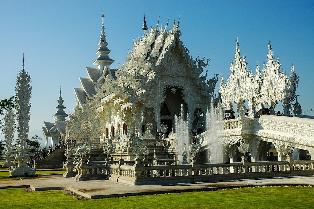 Qué hacer en Chiang Rai. Tailandia
