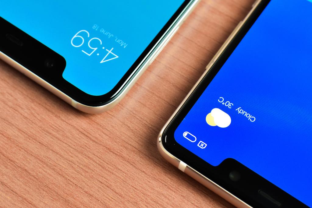 Xiaomi Mi8. Un iPhone X a menos de la mitad de precio