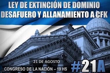 Quiénes son y qué piensan los que marchan por el #21A