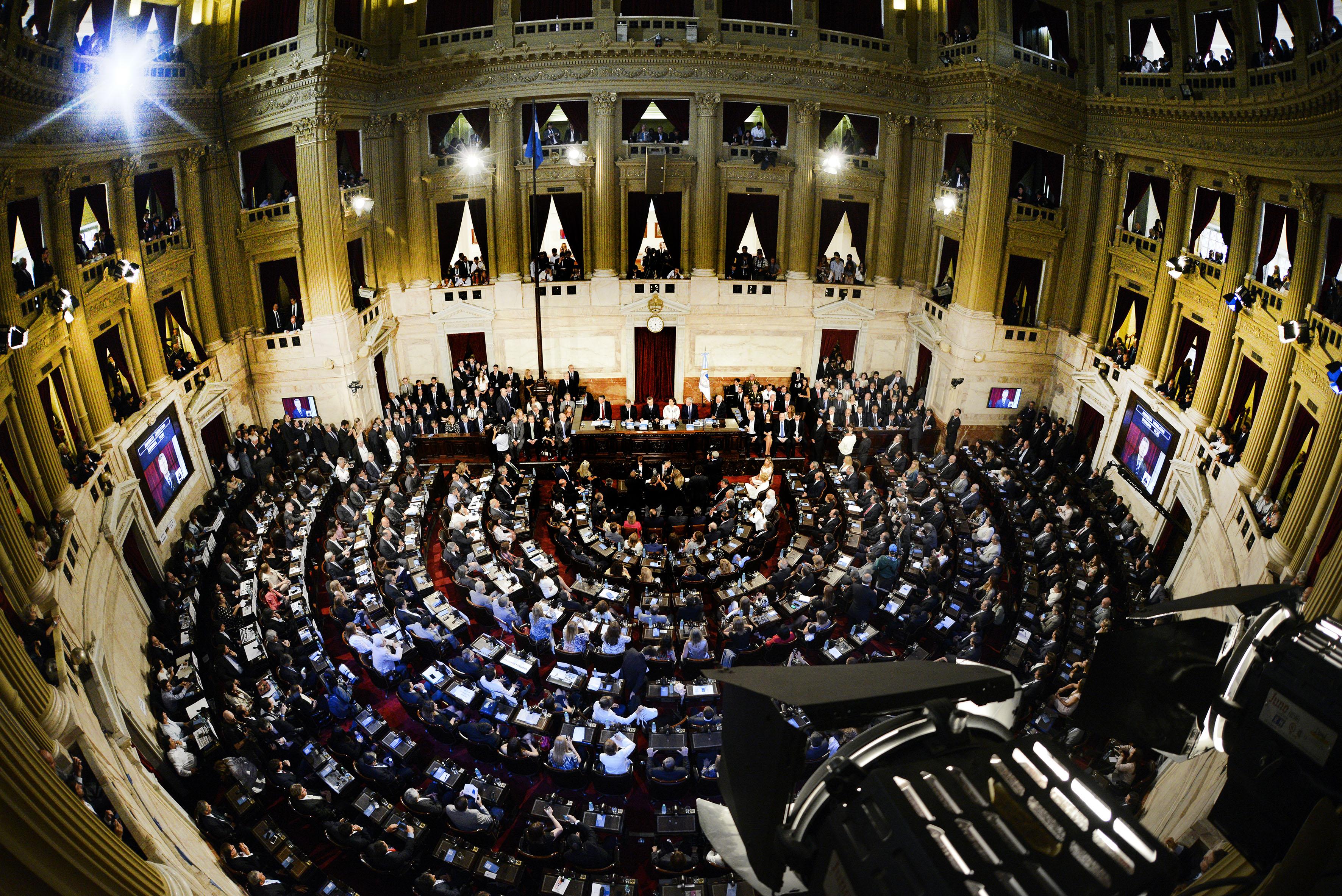 Ley de aborto: Los votos del senado por partido político