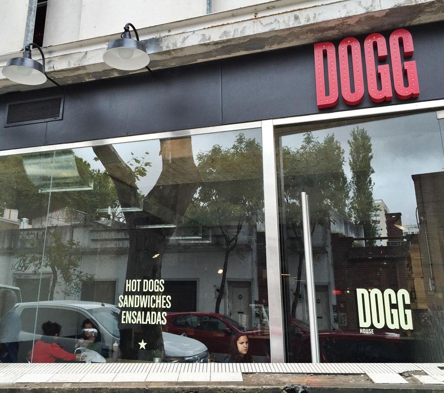 Dogg: Hamburguesas que valen la pena