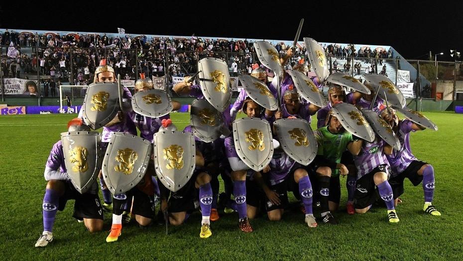 Sacachispas: Es el primer opositor del fútbol Argentino ✌