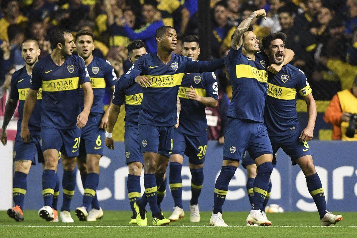 Boca ganó 2-0 ante Cruzeiro en un partido bien copero