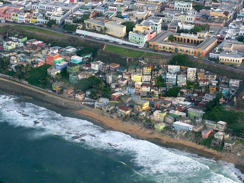 San Juan de Puerto Rico en Crucero