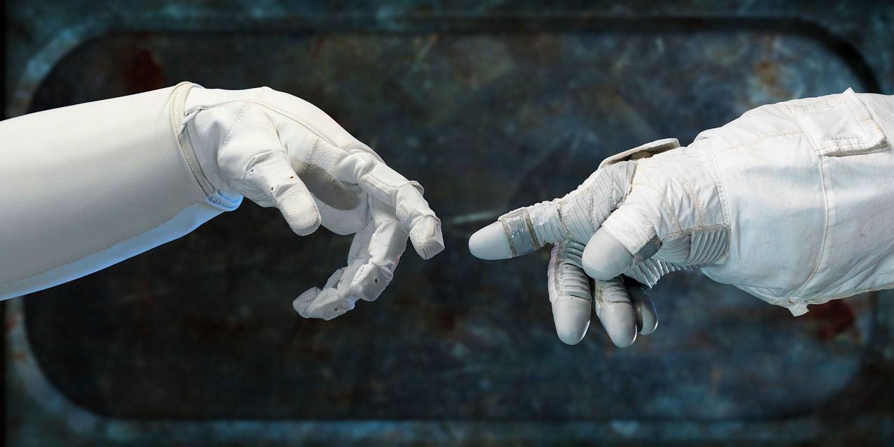 Yo, robot (tu, robot; él, robot...)