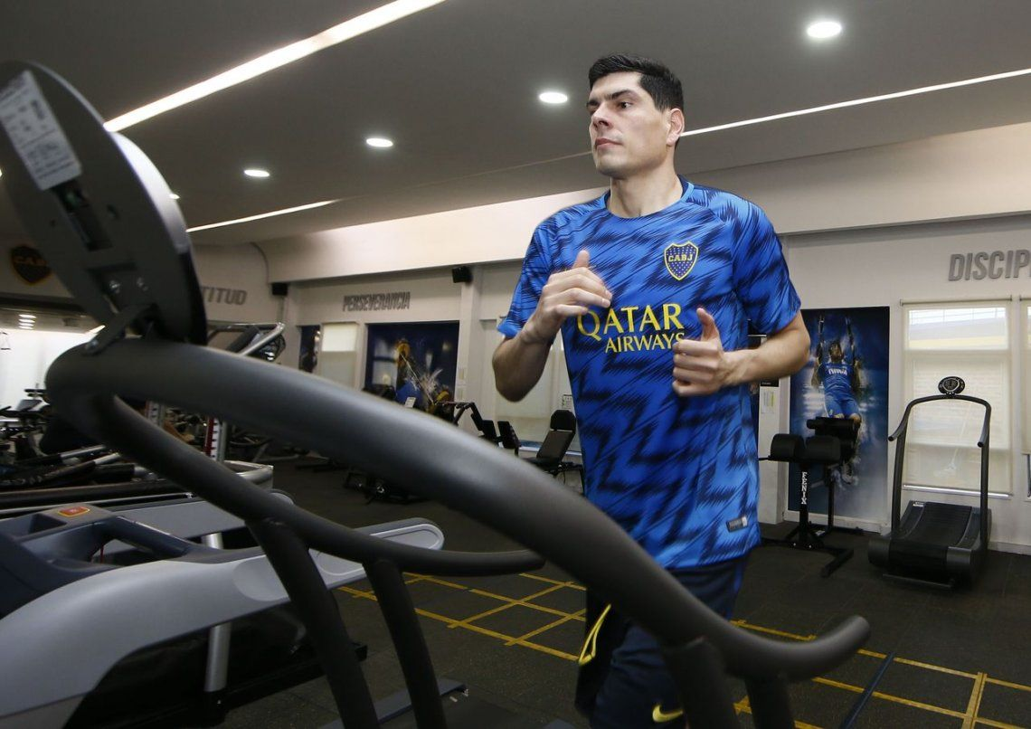 Boca Juniors y el día del arquero