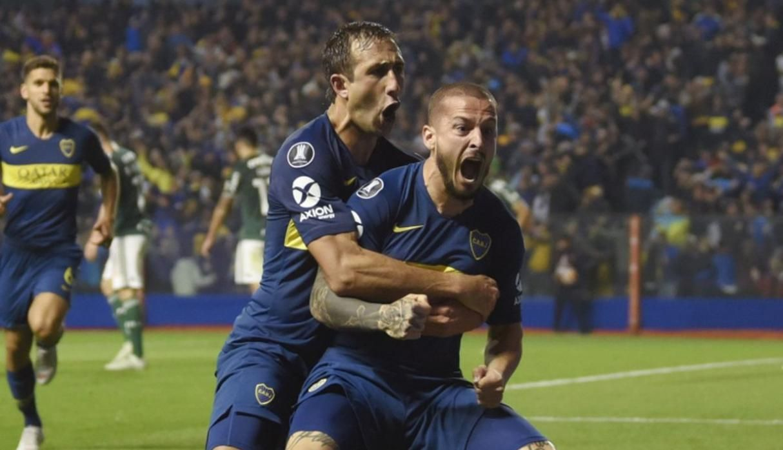 Boca le ganó a Palmeiras porque se supo defender