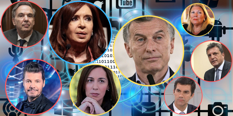 #Elecciones2019 en las redes: Cómo es la disputa entre Macri y Cristina
