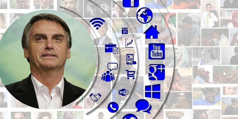 Jair Bolsonaro: Un fenómeno en la política y también en las redes sociales