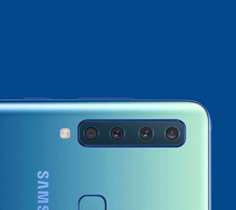 Samsung Galaxy A9 ¿Gama media?