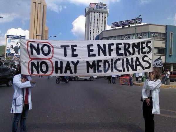 Venezuela, enferma de enfermedades