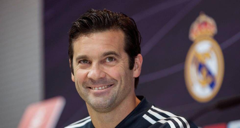 Santiago Solari es nuevo entrenador del Real Madrid
