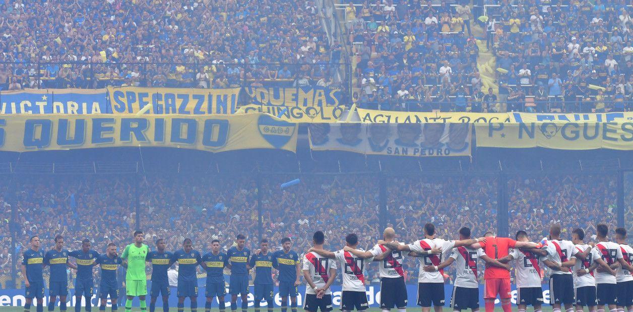 Boca en redes después de la primer final de Copa Libertadores
