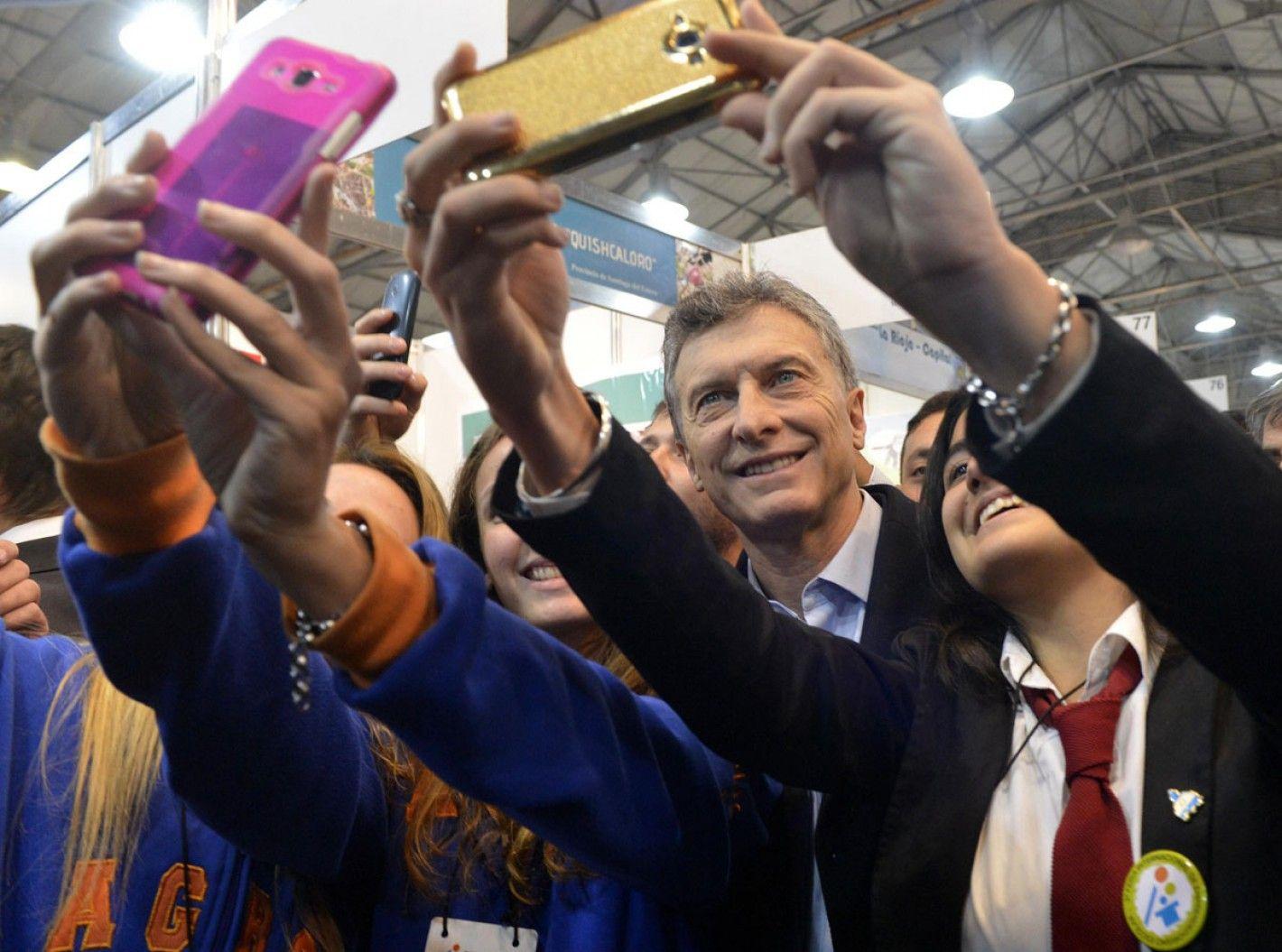 Mauricio Macri en redes por el G20