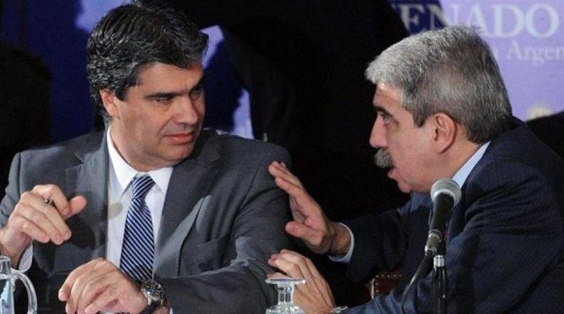Anibal Fernandez y Capitanich a juicio oral por Futbol para todos