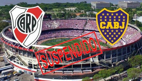 """La """"no final"""" de Libertadores entre River y Boca en redes sociales"""