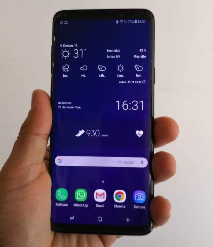 Revisión Galaxy S9+ Lo probé tarde y te lo cuento igual