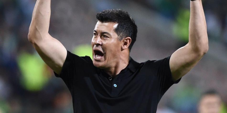 Jorge Almirón es nuevo entrenador de San Lorenzo