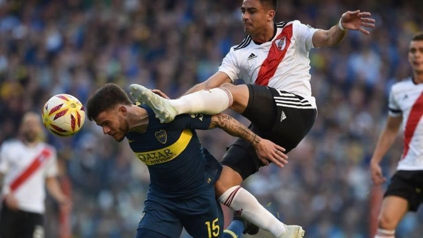 Super final de Libertadores