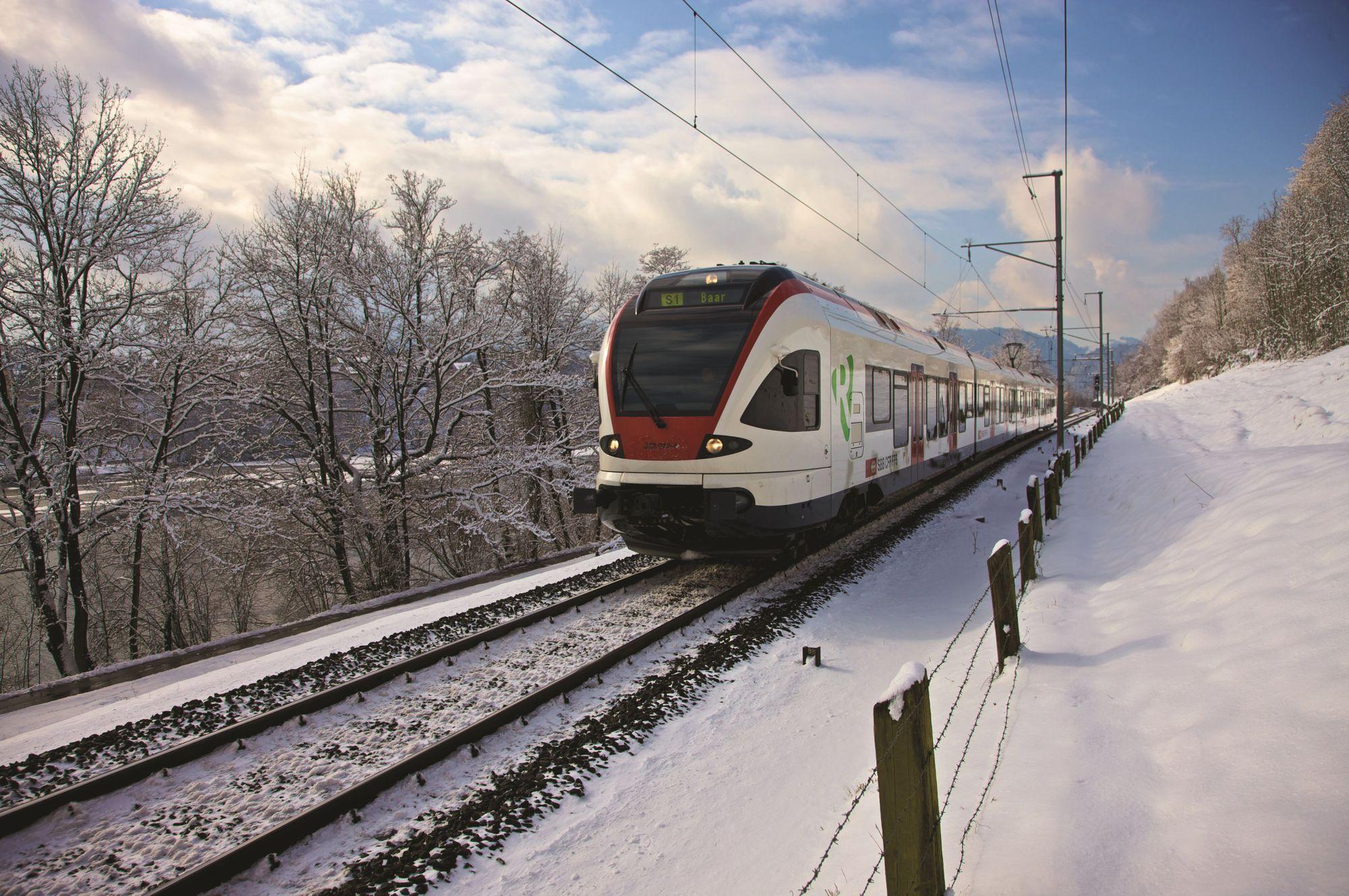 Europa en Invierno Con Rail Europe