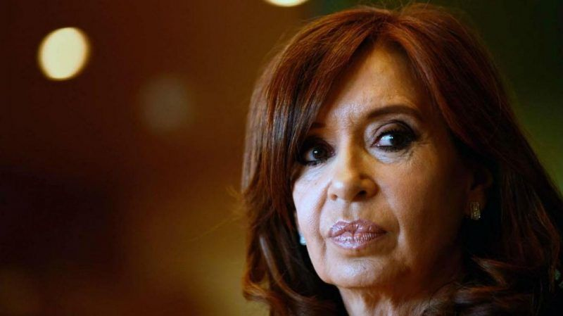 Cristina procesada por la Cámara Federal