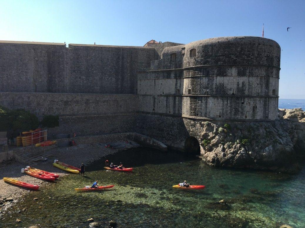 Dubrovnik. Una ciudad mágica.