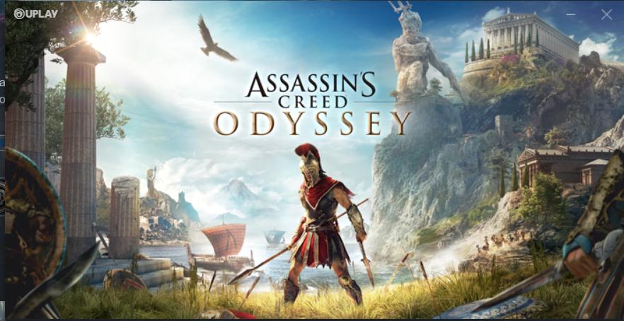 Assassin's Creed Odyssey: una aventura RPG en la Grecia clásica