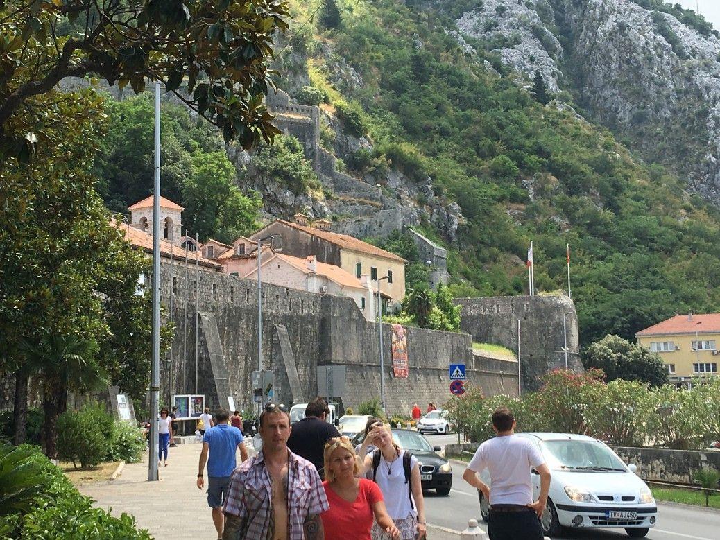 Kotor, Montenegro en Crucero
