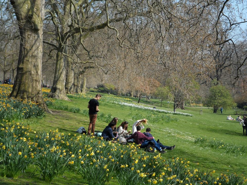 Londres en Otoño. Guía otoñal de Londres