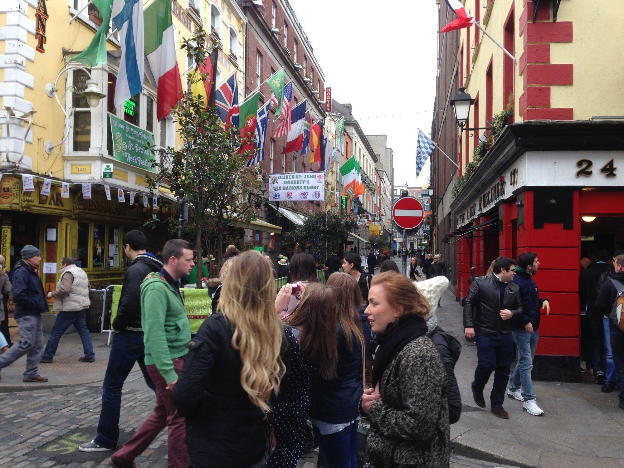 Dublin en San Patricio. Día 2