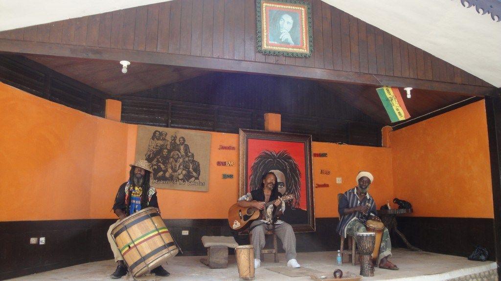 Jammin In Jamaica parte III. Nine Mile