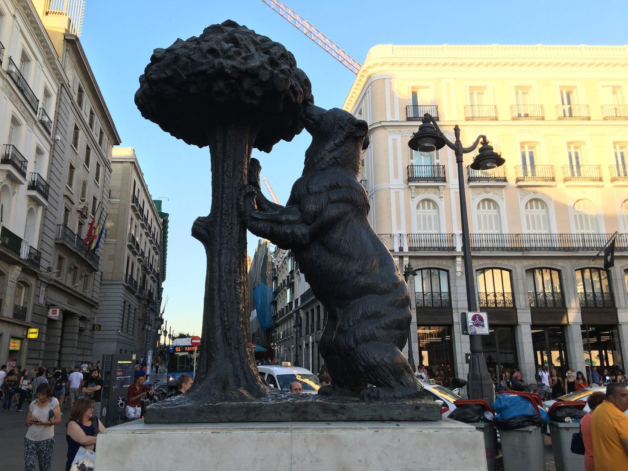 Madrid. Sentirse en casa
