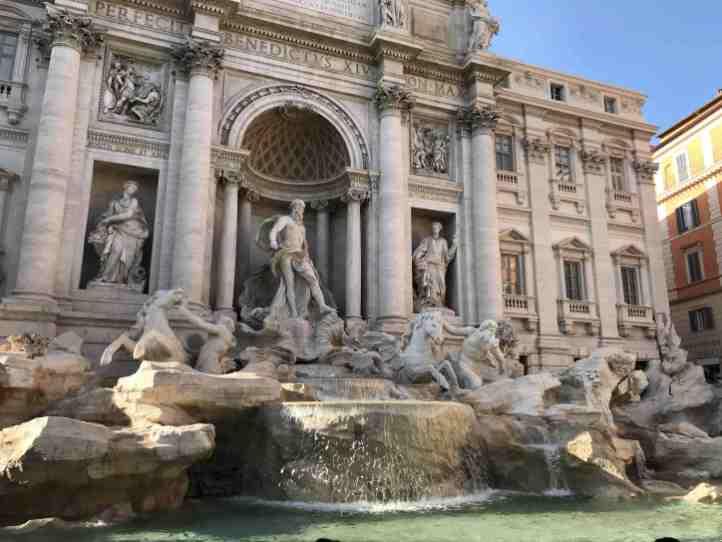 Italia y España. Paseando por Roma, día I